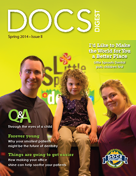 Spring has Sprung! And so has a brand new issue of DOCS Digest