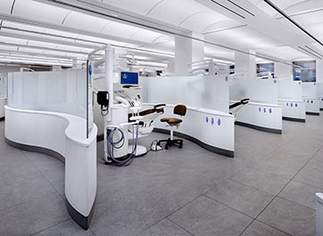 Columbia University's recently opened Center for Precision Dental Medicine