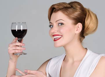 Red, Red Wine, You Make My Oral Health So Fine
