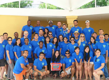 University of Florida College of Dentistry mission to Dominican Republic (2013)