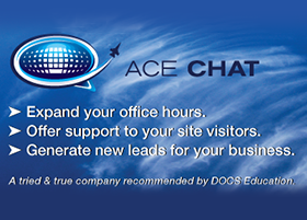 Ace Chat – Working to Make a Difference for Your Patients on Your Website