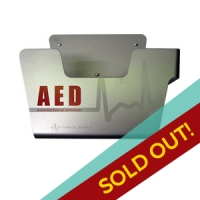 AED Wall Sleeve Mount