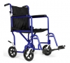 Aluminum Companion Chair (Wheelchair)