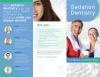 50 Sedation Brochures