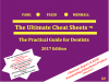 Ultimate Cheat Sheets