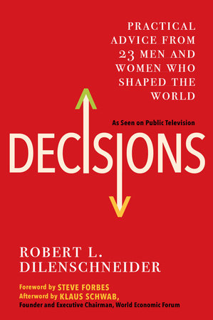 Decisions Book Cover