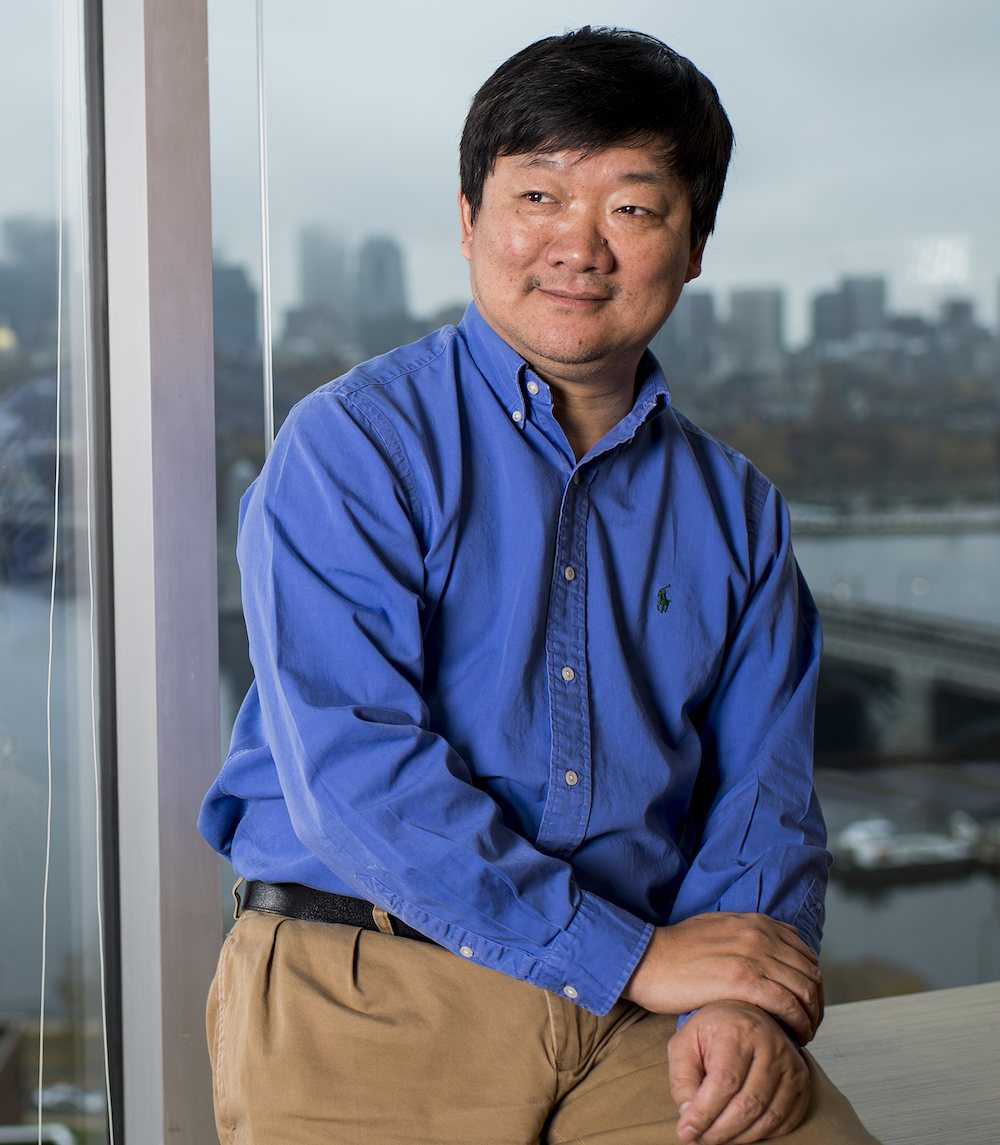 Dr. Wenyuan Shi, The Forsyth Institute