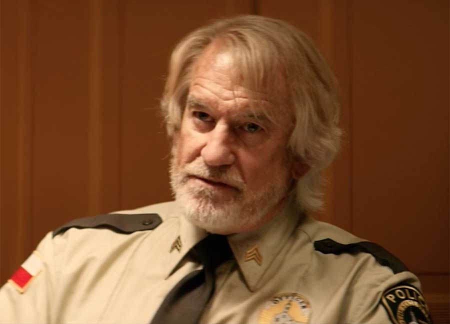 Dr. George Hardy portrays Sargeant Travis Delmore in the 2018 film Texas Cotton