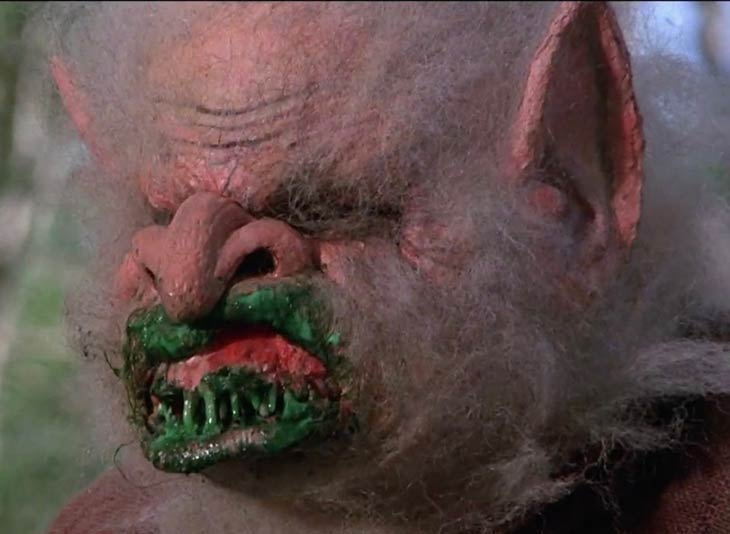 "Troll 2 was so bad, Dr. Hardy recalls, ""I wouldn't even let my kids watch it."
