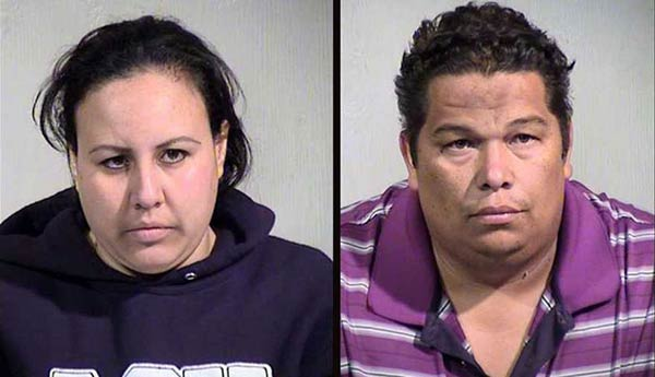 According to The Associated Press, 33-year-old Nadieza Tzitziki Vidales-Pulido and 35-year-old German Alexander Romero-Valdez were arrested in March 2019 for operating an unlicensed dental practice in a Phoenix suburb. Their clients were mostly undocumented aliens.