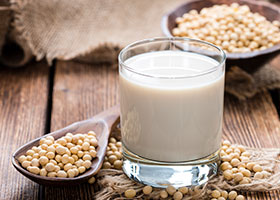 Soy Milk is Six Times More Harmful to Teeth than Cow's Milk, Study Finds.