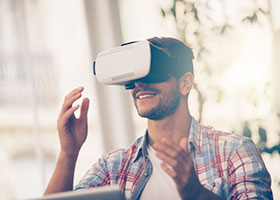 Virtual Reality at the Dentist's Office: The New Sedation?